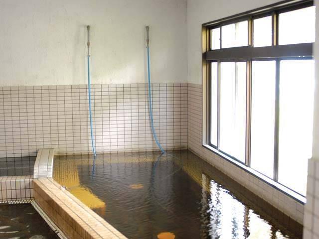 天然温泉 湯乃山