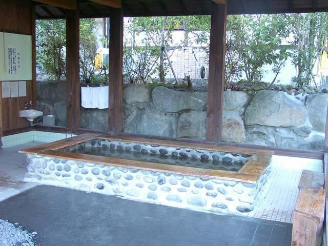 アルプス温泉