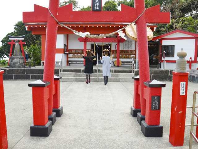 射楯兵主神社(釜蓋大明神)