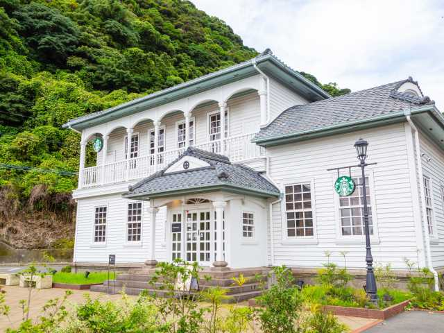 スターバックスコーヒー 鹿児島仙巌園店