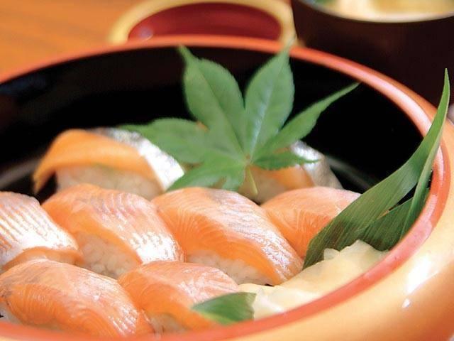 支笏湖のチップ料理
