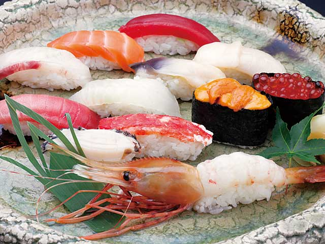 札幌の寿司