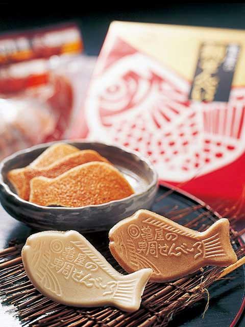 南房総の鯛煎餅