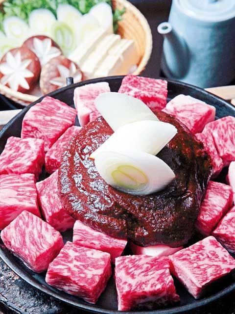 横浜の牛鍋