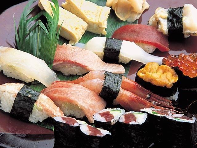 新潟の寿司