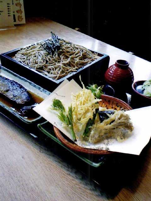 湯沢・魚沼の山菜料理