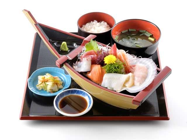 上越の海鮮料理