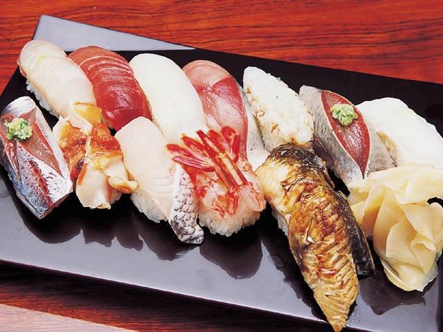 金沢の寿司