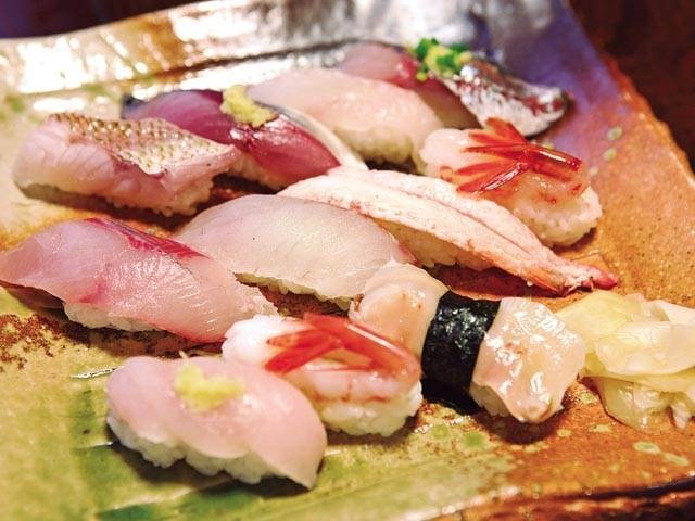 能登の寿司