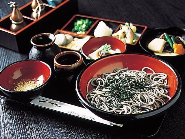 永平寺のゴマ豆腐