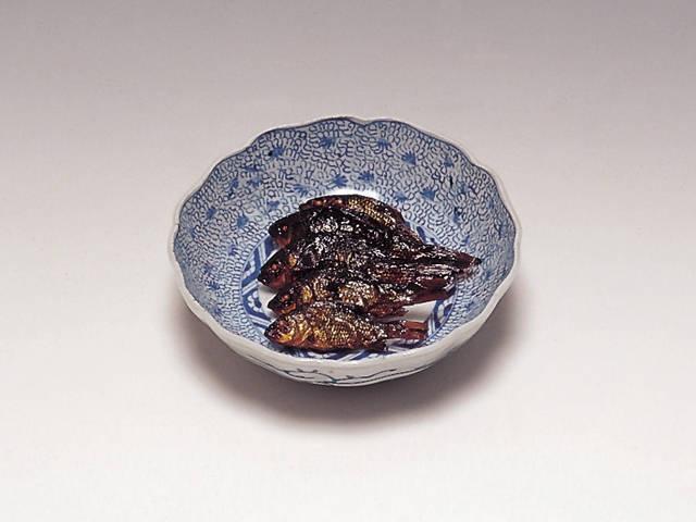 千曲川の鯉の甘露煮