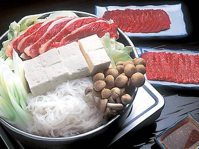 青森の桜鍋