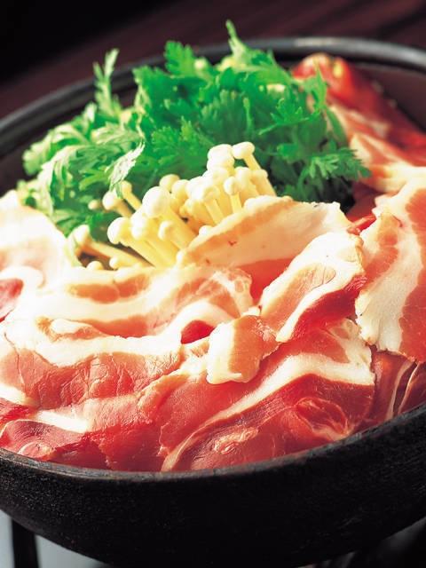 天城湯ヶ島の猪鍋