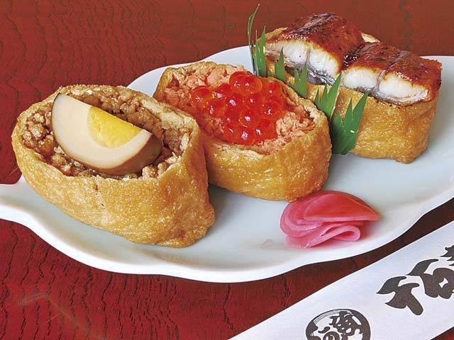 豊川のいなり寿司