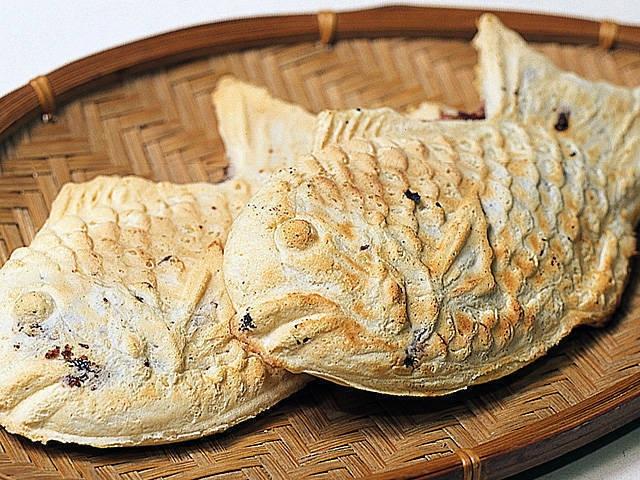 東京の鯛焼き