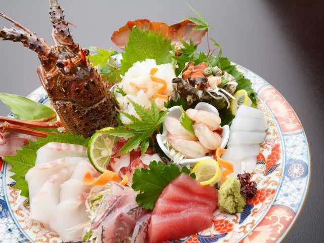 尾鷲の海鮮料理