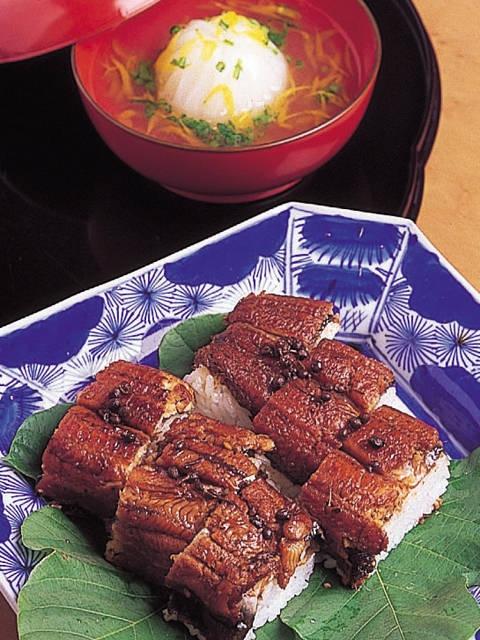 彦根のウナギ寿司