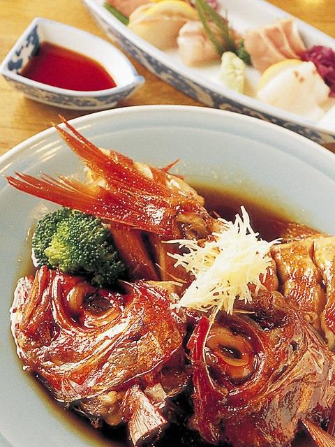 銚子の海鮮料理