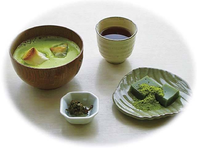 京都の日本茶・抹茶