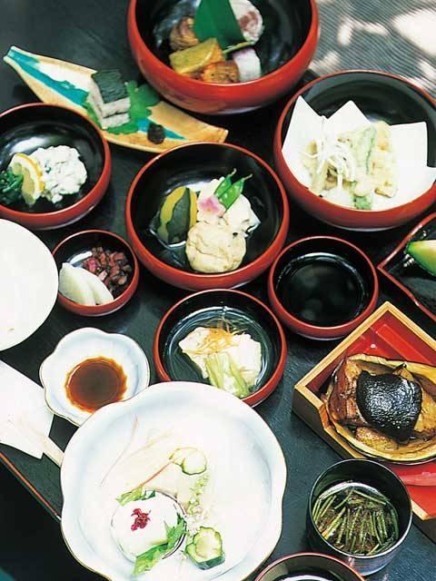 京都の精進料理