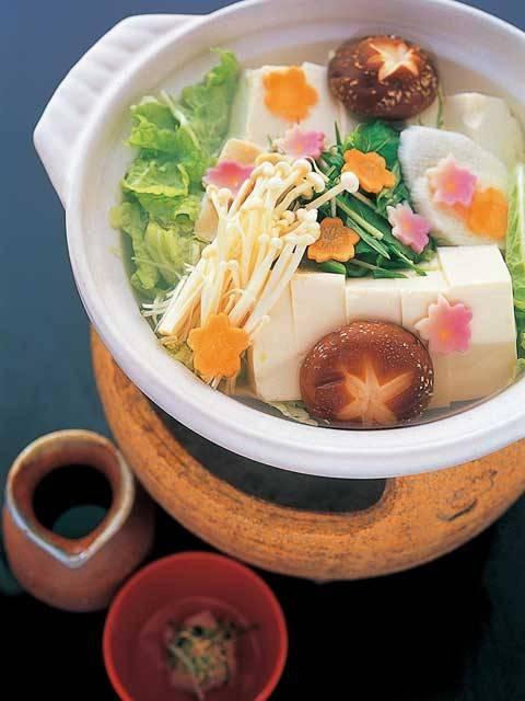 京都の湯豆腐
