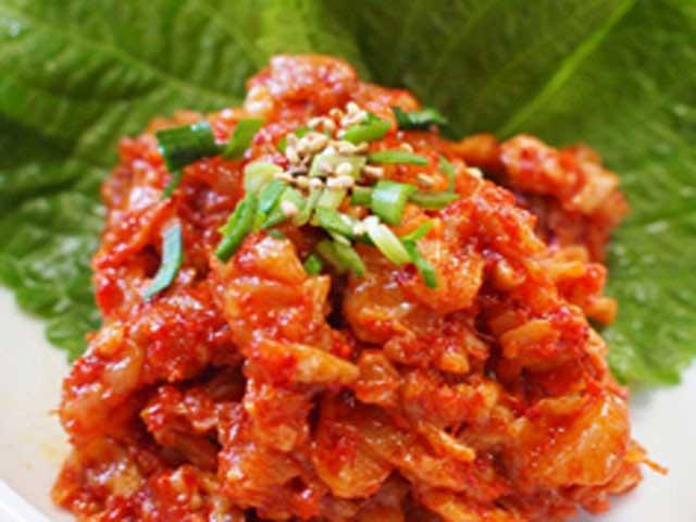 鶴橋の韓国食材・雑貨