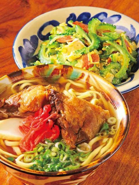 大正の沖縄料理