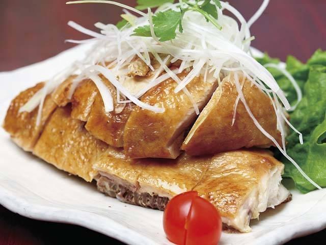 神戸南京町の中華料理