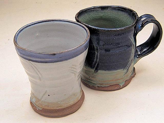 倉敷の陶器