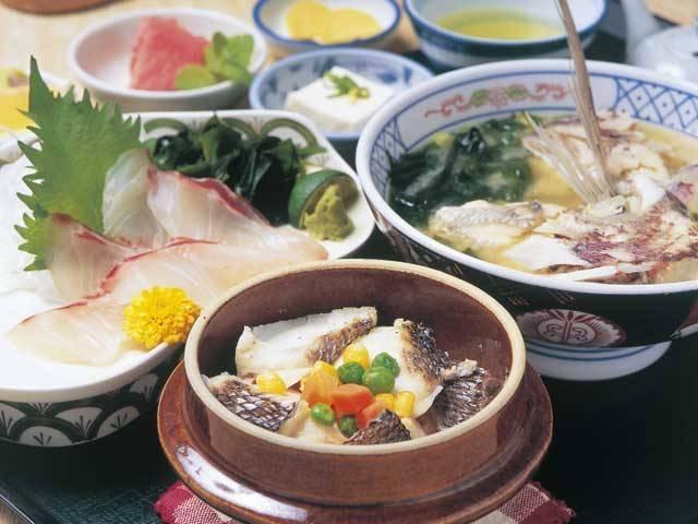 徳島の海鮮料理