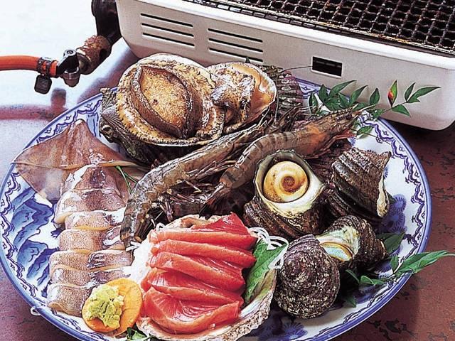 阿南海岸の海賊料理