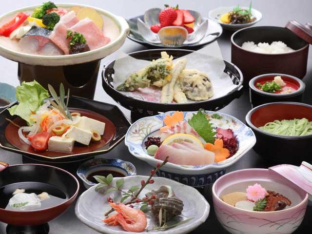 小豆島の海鮮料理