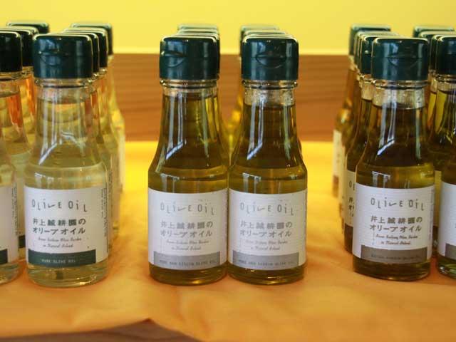 小豆島のオリーブ製品