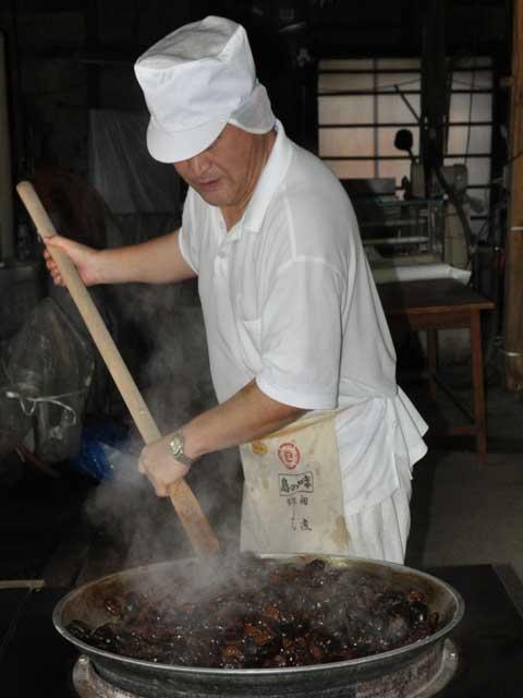 小豆島の佃煮