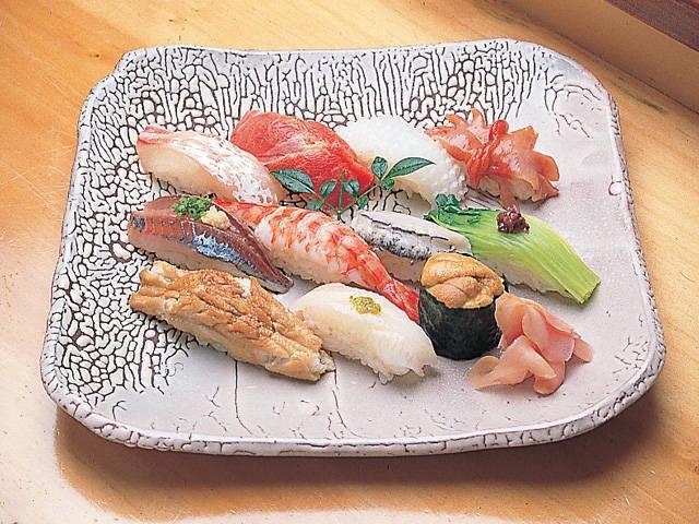 福岡の寿司