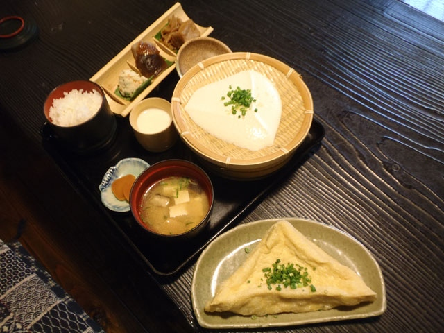 阿蘇の豆腐