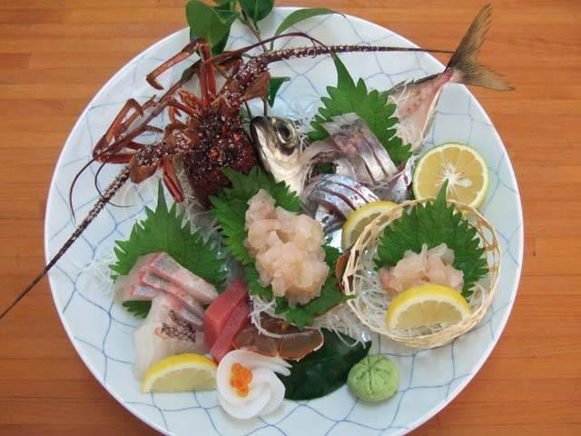 大隅半島の海鮮料理