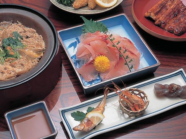 霞ヶ浦の湖魚料理