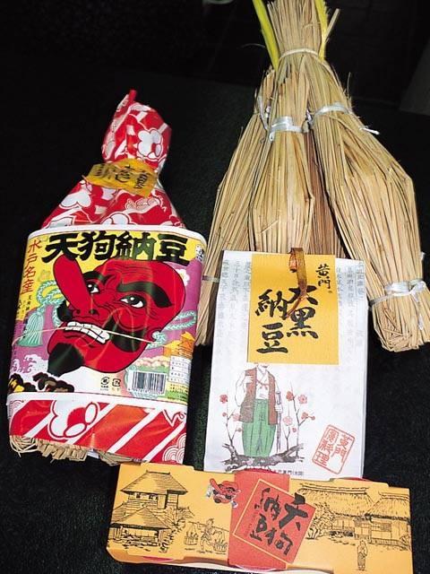 水戸の納豆・納豆製品