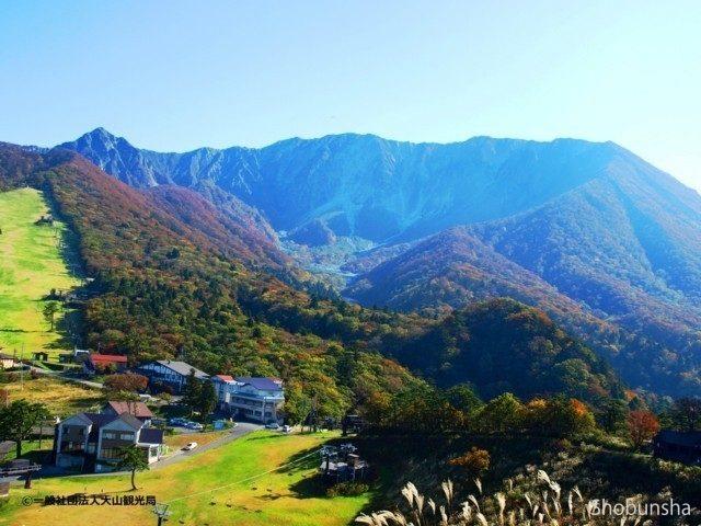 大山【鳥取県】