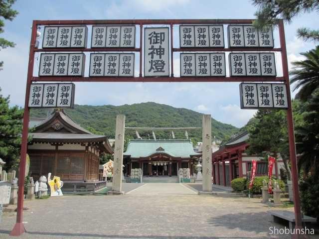淡路島弁財天 厳島神社