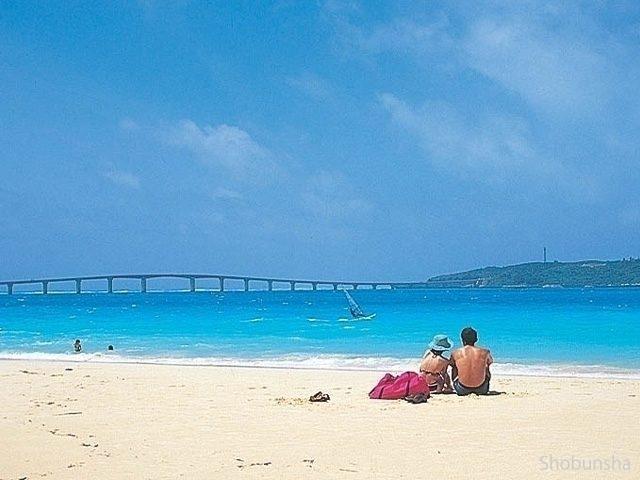 日本ランキング1位 与那覇前浜ビーチ(沖縄県)