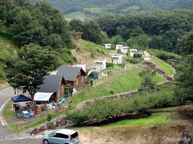 小豆島ふるさと村キャンプ場(香川県)