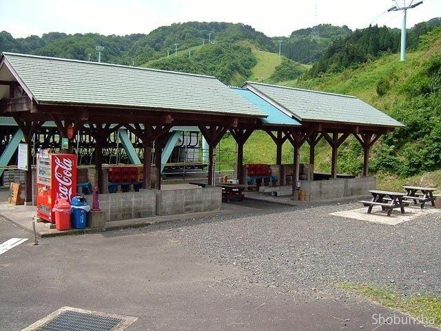 今庄365バーベキュー場(福井県)
