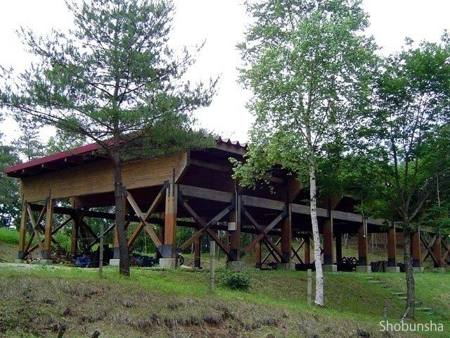 盛岡市外山森林公園(岩手県)