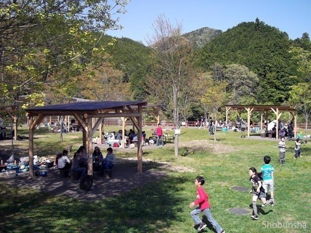 宇陀市平成榛原子供のもり公園(奈良県)