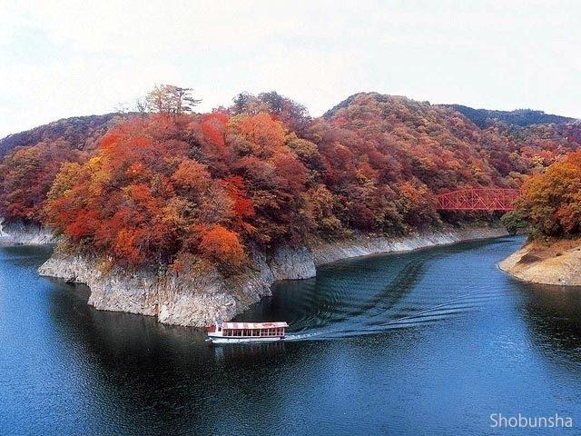 帝釈峡(遊覧船)【広島県】