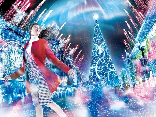 ユニバーサル・クリスタル・クリスマス【大阪府】