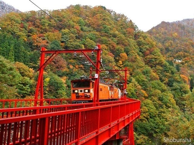黒部峡谷(トロッコ列車)【富山県】