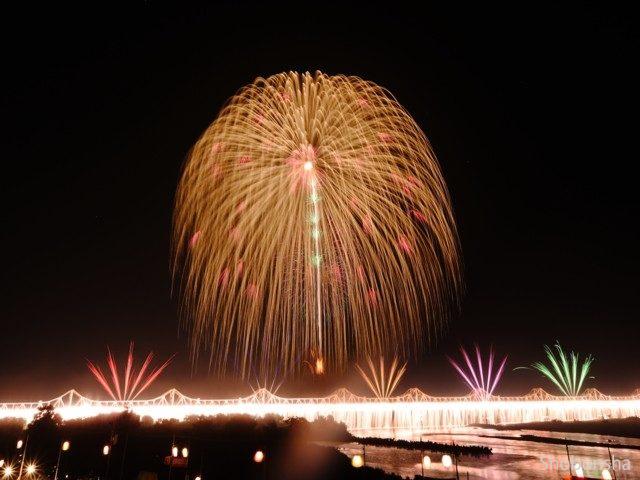 長岡まつり大花火大会(新潟県)